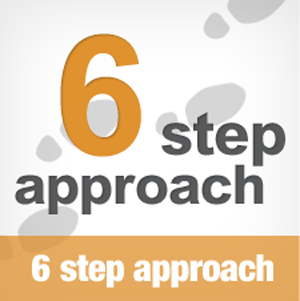 6 Step Approach by Senior Security